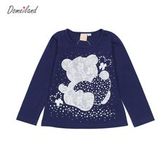 $8.01 (Buy here: https://alitems.com/g/1e8d114494ebda23ff8b16525dc3e8/?i=5&ulp=https%3A%2F%2Fwww.aliexpress.com%2Fitem%2F2015-New-Fashion-Autumn-Baby-Girl-Clothes-Bear-Long-Sleeve-Spandex-Cartoon-Rhinestone-Cute-T-Shirts%2F32448869833.html ) 2017 Fashion spring brand Baby wear Girl Clothes Bear Long Sleeve Cartoon Rhinestone Cute T-Shirts Basic Cotton Knit T-Shirts for just $8.01