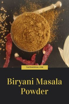 Easy Summer Meals, Summer Recipes, Holiday Recipes, Masala Powder Recipe, Masala Recipe, Indian Food Recipes, Vegan Recipes, Rice Recipes, Spice Mixes