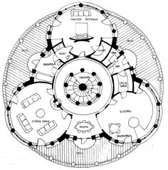 Timberline Geodesic Dome Home in addition Grain Bin Homes also At Home House Plans besides 464996730255978207 as well Tiny Places. on earthship home designs