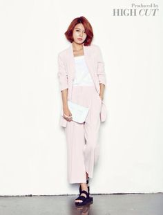 1506018 Tom Genty 2015 S/S Coupang Shopping SNSD Sooyoung (with Kim Jae Young)