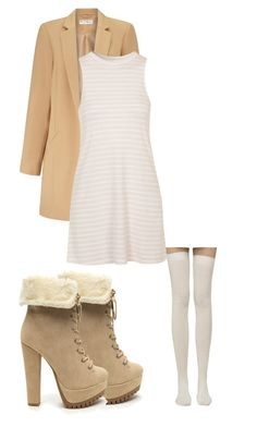 """BA #1"" by diet-p-ssy on Polyvore featuring moda, Miss Selfridge, Topshop, women's clothing, women, female, woman, misses e juniors"