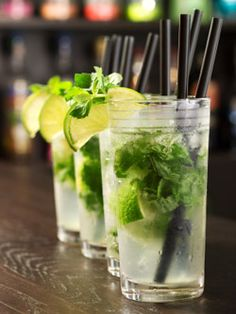 ... cocktail party recipes 'A-list' with this fabulous Mojito Cocktail