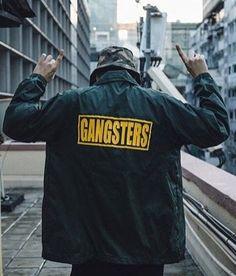 Fancy - GANGSTERS Sheriff/Coaches Jacket