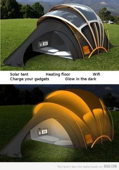 I want this for camping trips!