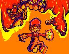 Nintendo, Wacom Intuos, New Work, Adobe Illustrator, Mario, Behance, Gallery, Creative, Illustration