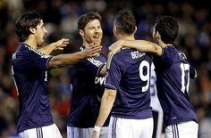 COPA DEL REY: Valencia - Real Madrid