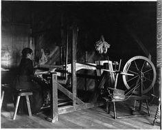 Mrs. Jiasson | Roberval, Lake St. John, Québec, Canada | c. 1906 | Wm. Notman & Son: photographer
