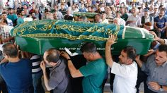 Dutzende sterben bei einem schweren Anschlag auf eine Hochzeitsfeier im…