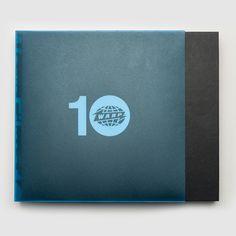 WarpFilms10 Book and DVD