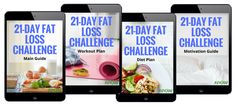 21-Day Fat Loss Challenge by Avocadu