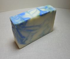 Abalone and Sea handcrafted soap made with olive oil and avocado oil from The Mermaid Apothecary at etsy.com