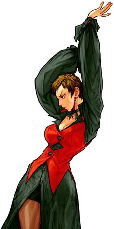 View an image titled 'Vice Art' in our Capcom vs. SNK 2 art gallery featuring official character designs, concept art, and promo pictures. Character Design Inspiration, Capcom Vs Snk, Character Design, Character Art, Character Inspiration, Capcom Art, Capcom, Art, Character Poses