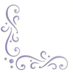 Estencil-para-Pintura-Simples-14x14-Cantoneira-Arabesco-II---OPA1178---Opa