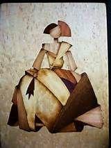 Risultati immagini per meninas modernas manualidades Infanta Margarita, Arts And Crafts, Diy Crafts, Ceramic Figures, Decoupage, Poster, Collage, Woodworking, Watercolor
