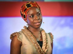 "TED Talk ""The Danger of a Single Story"" - Chimamanda Adichie.  A message for generations - Thank you!"