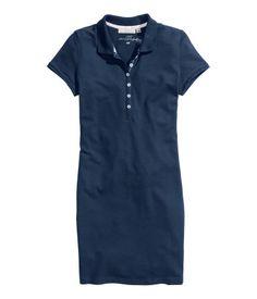 Polo dress H&M