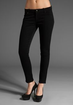 i am on the constant hunt for the perfect black cigarette pant!
