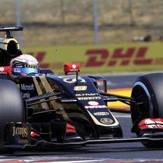 Romain #Grosjean #Hungaroring