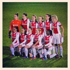 Ajax vrouwen ✿