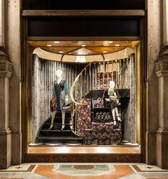 """""""Hotel PRADA"""", ground floor,  pinned by Ton van der Veer"""