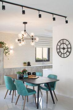 בית משפחתי בנעלה (בנין ודיור , טל ניסים) Dining Table, Dining Rooms, Sweet Home, House, Furniture, Home Decor, Space, Ideas, Display