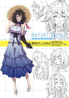 Steins Gate Characters after 10 Years - Mayuri Shiina