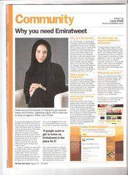 Why Emiratweet ..??