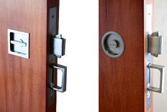Accurate Catalog products: Pocket door hardware  Maybe this is affordable????