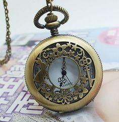 Alice in Wonderland pocket watch