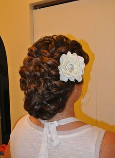Formal hair, wedding hair, updo, prom  Hair by Christy: Simply Captivating On-Site Beauty Services, PGH, PA