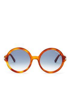 c69eab104679 Women s Juliet Round Sunglasses Tom Ford Sunglasses