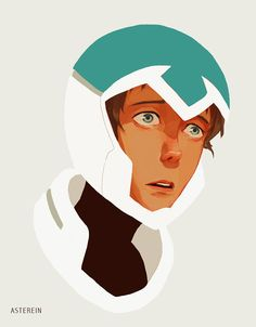 Lance from Voltron Legendary Defender.