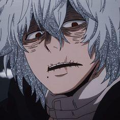 Anime Villians, Anime Characters, App Anime, Manga Anime, Tomura Shigaraki, Funny Video Memes, Boku No Hero Academy, My Hero Academia Manga, Cute Anime Character