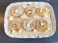Ovenschotel met rodekool, gehakt en appel One Pan Meals, Oatmeal, Oven, Pasta, Yummy Food, Breakfast, Casseroles, Recipes, The Oatmeal