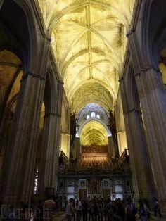 La Cathédrale de Santa Maria du Siège de Séville