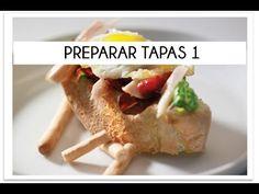▶ Como preparar tapas - YouTube