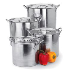 Stainless Steel Stock Pots -- I need a large stock pot!!