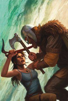 Tomb Raider Lara Croft #adventure #woman #game #character #archaeologist