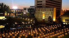 50 States - 50 Landmarks  Oklahoma, Oklahoma City National Memorial