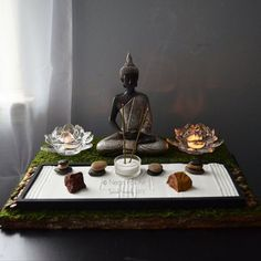 MADE TO ORDER: The item pictured has already been sold, but I can create an identical one for you. I can even customize it for you if you have any #ZenMeditation