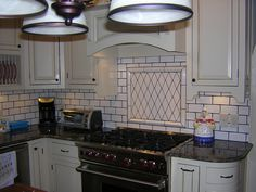 Thomasville Kitchen Cotton White With Gray