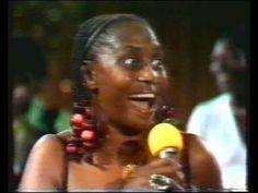 Miriam Makeba - Pata Pata -  in Holland 1979