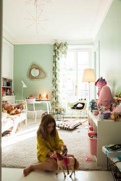 Chambre Fille Anouck Pierre Le Ny Emilie Urbansky Paris