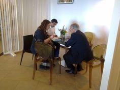 Bajaloglia Castelsardo - 19 aprile 2013   Ore 10:00 cominciamo a prendere parte alle contrattazioni