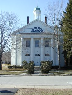 State Capital Building Concord New Hampshire Nh New