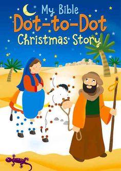 My Bible Dot-to-dot: Christmas Story