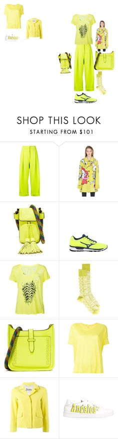 """fashion is architecture"" by emmamegan-5678 ❤ liked on Polyvore featuring Natasha Zinko, Patricia Field Art/Fashion, Rebecca Minkoff, Mizuno, Unravel, Haider Ackermann, Majestic Filatures, Herno, Joshua's and modern"