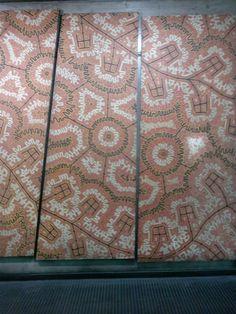 Textura - Metrô Barra Funda