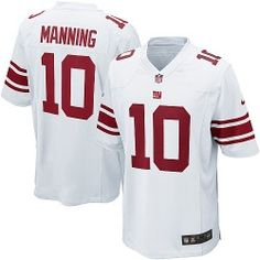 Shop for OfficialNFL Youth Elite Nike New York Giants #10 Eli Manning White Jersey. Get Same Day Shipping at NFL New York Giants Team Store. Size S, M,L, 2X, 3X, 4X, 5X.$79.99