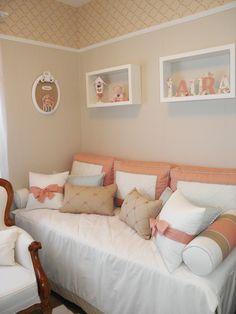 Baby Bedroom, Baby Room Decor, Kids Bedroom, Ikea Kitchen Cart, Glam House, Sofa Set, My Room, Toddler Bed, Interior Design